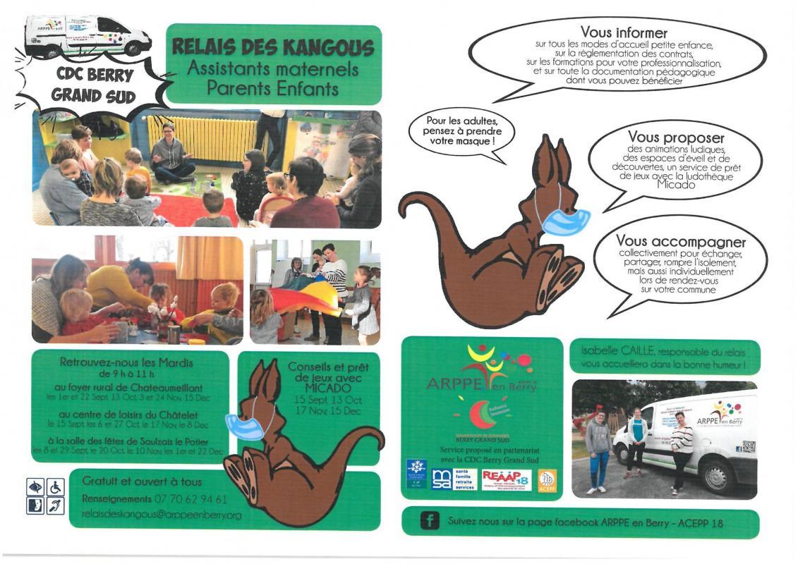 Relais kangous 1